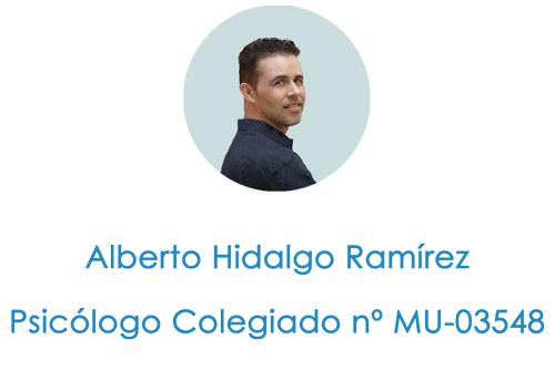 Alberto Hidalgo Psicólogo
