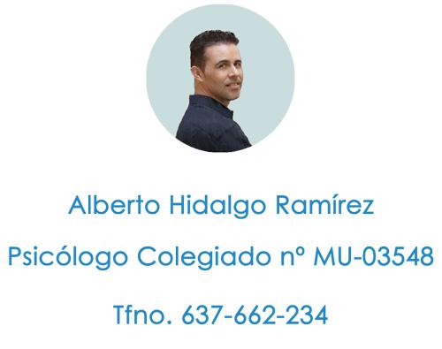 Contacto con Alberto Hidalgo